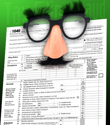 Federal Income Tax Quiz